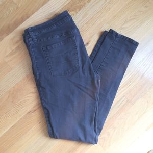 Bullhead Charcoal Jeans